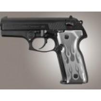 Beretta Cougar 8000 - 8040 - 8357 Flames Aluminum - Clear Anodize