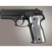 Beretta Cougar 8000 - 8040 - 8357 Aluminum - Brushed Gloss Clear Anodize