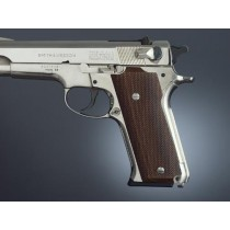 S&W Model 59 Auto, Rosewood Checkered