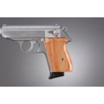Walther PPK Tulipwood Checkered