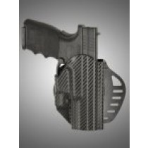 "ARS Stage 1 - Carry Holster Springfield XD9 4"" Barrel Right Hand CF Weave"