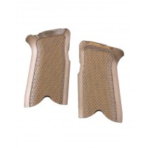 Ruger P94 Checkered G-10 - G-Mascus Tan