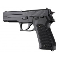 SIG Sauer P220 European Checkered G10 - Black