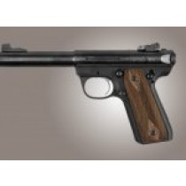 Ruger MK III 22/45 RP Rosewood Checkered