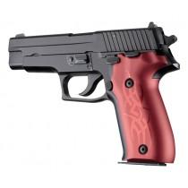 SIG Sauer P226 DA/SA Tribal Aluminum - Red Anodize