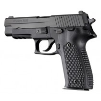 SIG Sauer P226 Piranha Grip G10 - Solid Black