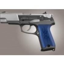 Ruger P85 - P91 Tribal Aluminum - Blue Anodize