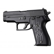 SIG Sauer P225 Tribal Aluminum - Black Anodize