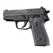 SIG Sauer P225-A1 Piranha Grip G10 - G-Mascus Black/Grey