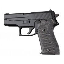 SIG Sauer P225 Piranha Grip G10 - G-Mascus Black/Gray