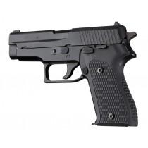 SIG Sauer P225 Piranha Grip G10 - Solid Black
