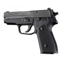 SIG Sauer P225-A1 Checkered G10 - Solid Black