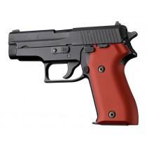 SIG Sauer P225 Aluminum - Matte Red Anodize