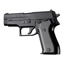 SIG Sauer P225 Aluminum - Brushed Gloss Black Anodize