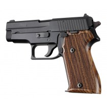 SIG Sauer P225 Kingwood Checkered