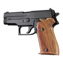 SIG Sauer P225 Tulipwood Checkered