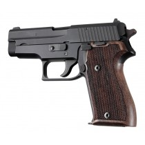 SIG Sauer P225 Rosewood Checkered