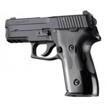 SIG Sauer P228 P229 DAK Flames Aluminum - Black Anodize