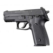 SIG Sauer P228 P229 Piranha Grip G10 - Solid Black
