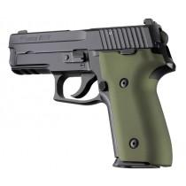 SIG Sauer P228 P229 DAK Aluminum - Matte Green Anodize