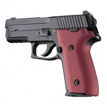 SIG Sauer P228 P229 DAK Aluminum - Matte Red Anodize