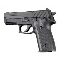 SIG Sauer P228 P229 Checkered G10 - G-Mascus Black/Gray