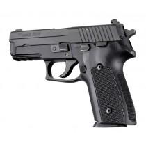SIG Sauer P228 - P229 Checkered G10 - Black