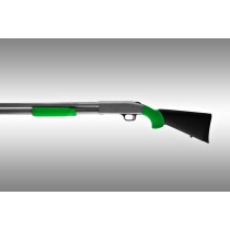 Mossberg 500 OverMolded Shotgun Stock kit with forend Zombie Green