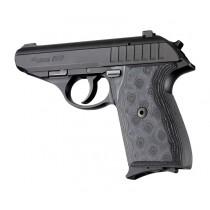 SIG Sauer P230 P232 G10 - G-Mascus Black/Gray