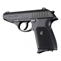 SIG Sauer P230 P232 Checkered Aluminum - Matte Black Anodize