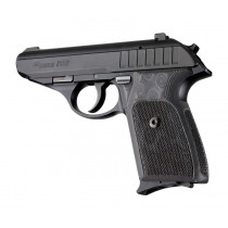 SIG Sauer P230 P232 Checkered G10 - G-Mascus Black/Gray