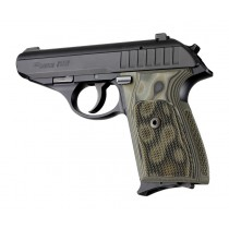 SIG Sauer P230 P232 Checkered G10 - G-Mascus Green