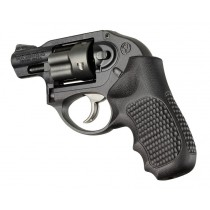 Ruger LCR/LCRx Piranha Grip G10 - Solid Black