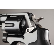 S&W Short Cylinder Release Stainless Steel