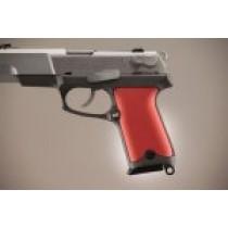 Ruger P85 - P91 Aluminum - Matte Red Anodize