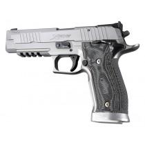 SIG Sauer P226 SAO X5 X6 Piranha Grip G10 - G-Mascus Black/Gray