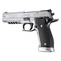 SIG Sauer P226 SAO X5 X6 Piranha Grip G10 - Solid Black
