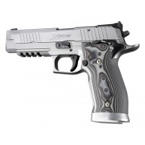 SIG Sauer P226 SAO X5 X6 Smooth G10 - G-Mascus Black/Gray