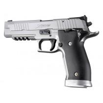 SIG Sauer P226 SAO X5 X6 Smooth G10 - Solid Black