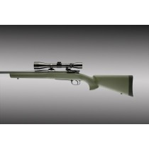 Mauser 98, Military and Sporter Actions Pillar Bed Stock OD Green