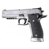 SIG Sauer P226 SAO X5 X6 Piranha Grip G10 - G-Mascus Black