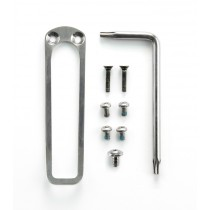 "EX-02 3.375"" or 3.75"" Folder Stainless Steel Torx Screw and Clip Kit"