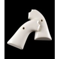 Ruger Bisley Ivory Polymer Cowboy Panels