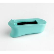 Kimber Micro 9: Aqua Rubber Magazine Extended Base Pad