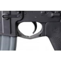 AR-15/M-16 Contour Trigger Guard G10 - G-Mascus Black/Grey