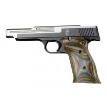 S&W 41 Lamo Camo Right hand thumb rest