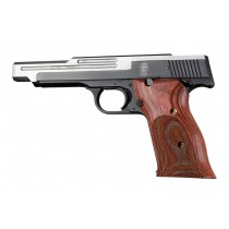 S&W 41 Rosewood laminate Checkered