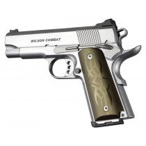 1911 Officers Model Tribal Aluminum - Green Anodized