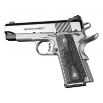 1911 Officers Model Checkered G10 - G-Mascus Black/Gray