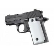 SIG Sauer P238 Aluminum - Matte Clear Anodize